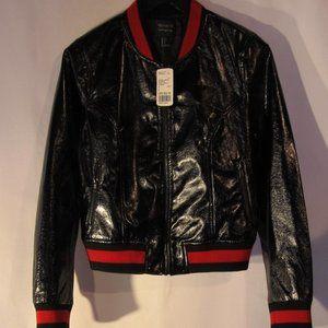 Forever 21 jacket, bomber style